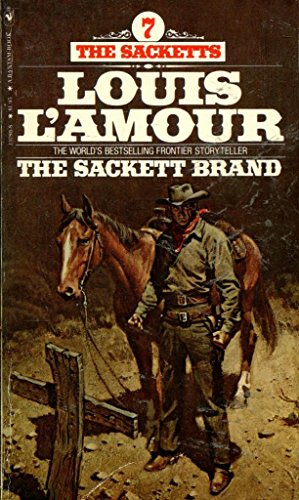 The Sackett Brand (0553137808) by Louis L'Amour