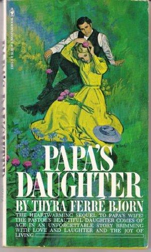 9780553138719: Papa's Daughter