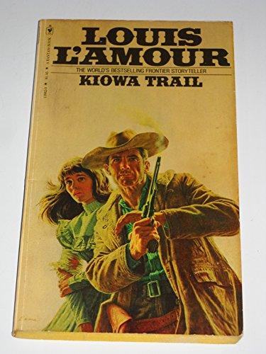 9780553138825: Kiowa Trail