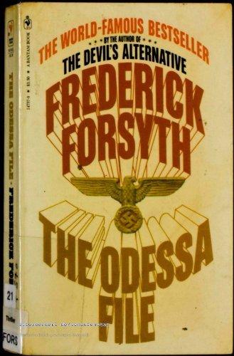 9780553138962: The ODESSA File