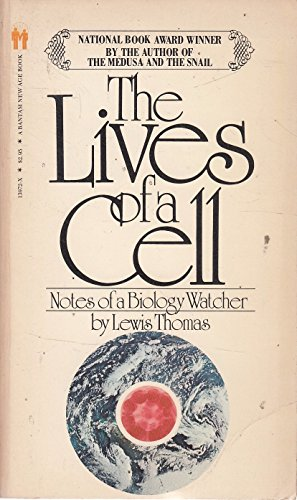 The Lives of a Cell 9780553139723 The Lives of a Cell