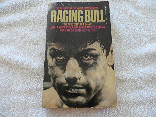 9780553139815: Raging Bull