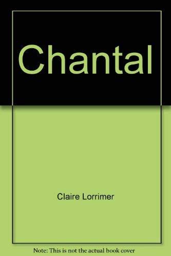 9780553139921: Chantal