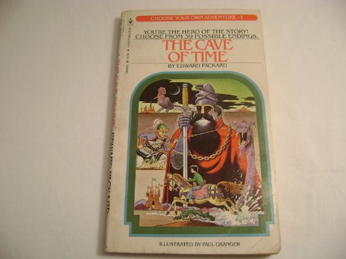 9780553140040: The Cave Of Time Edition: Reprint