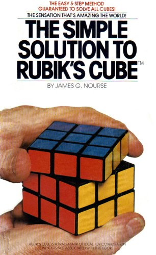 9780553140170: The Simple Solution to Rubik's Cube