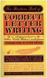 9780553140477: The Bantam Book of Correct Letter Writing