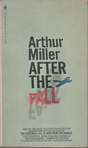 9780553141016: AFTER THE FALL - SHOWBILL - NOV. 5 1984