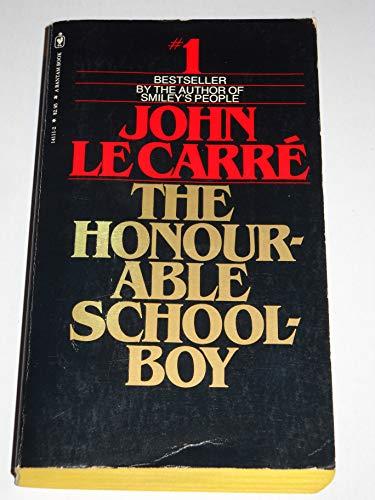 9780553141115: The Honourable Schoolboy