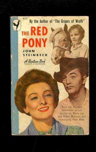 9780553141160: Red Pony