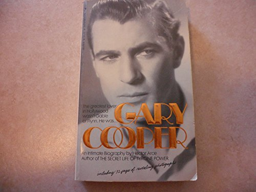 9780553141306: Gary Cooper an Intimate Biography