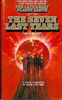 9780553141368: The Seven Last Years