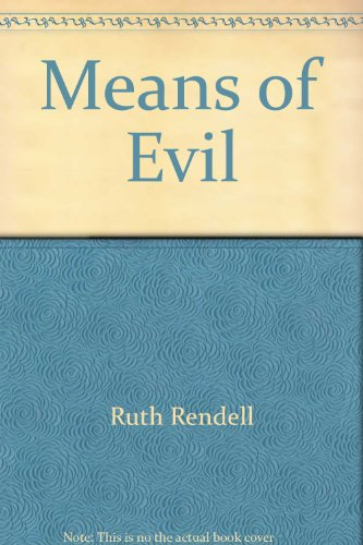 9780553141535: Means of Evil
