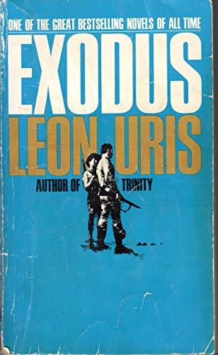 9780553141627: Exodus [Taschenbuch] by Uris,Leon