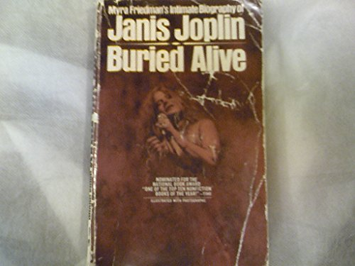 9780553141672: Buried Alive: The Biography of Janis Joplin