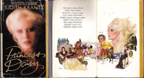 Princess Daisy: Krantz, Judith