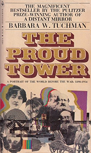 9780553142228: The Proud Tower
