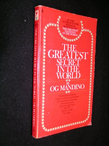 9780553142266: The Greatest Secret in the World