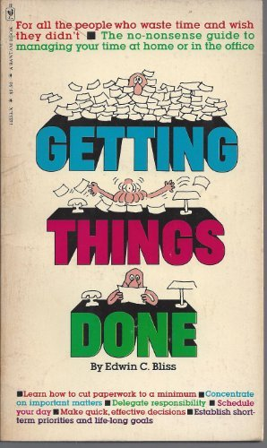 9780553142334: Getting Things Done