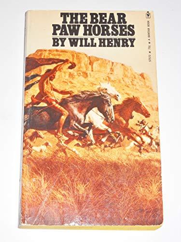 9780553142365: The Bear Paw Horses