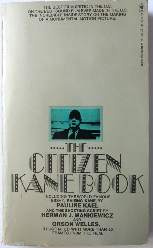 9780553142730: Citizen Kane Book