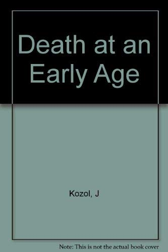9780553142792: Death at an Early Age