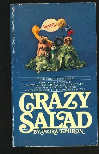 9780553143126: Crazy Salad: Some Things About Women