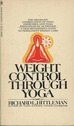 9780553143133: Weight Control Through Yoga