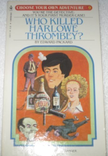 9780553143577: Who Killed Harlowe Thrombey