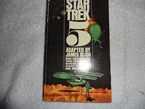 9780553143836: Star Trek 5