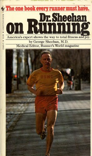 9780553144185: Dr. Sheehan on Running (A Bantam Book)