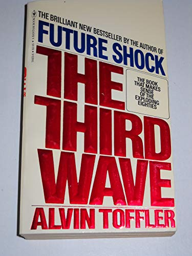 9780553144314: Future Shock: The Third Wave