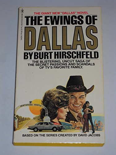 9780553144390: The Ewings of Dallas