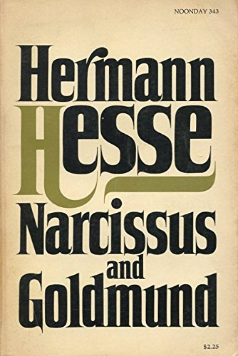 9780553144451: Narcissus and Goldmund