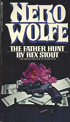 9780553144536: The Father Hunt (Nero Wolfe)
