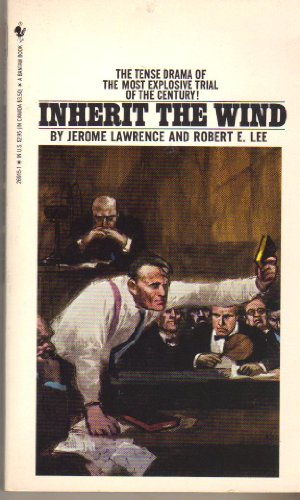 INHERIT THE WIND: JEROME LAWRENCE AND