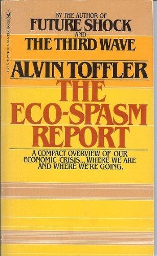 Eco-Spasm Report: Toffler, Alvin