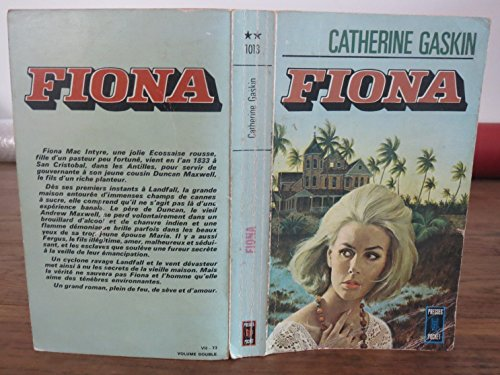 9780553144987: Fiona