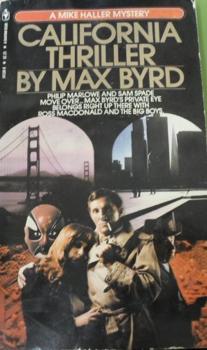 California Thriller (Plus SIGNED LETTER): Byrd, Max