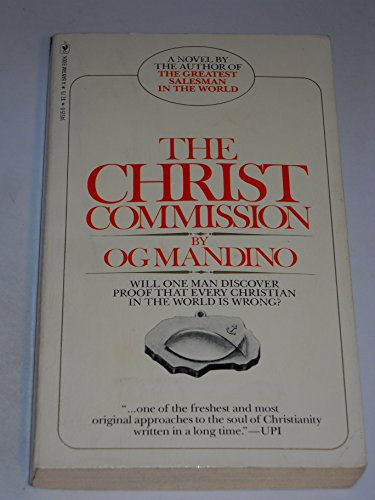 9780553145151: The Christ Commission