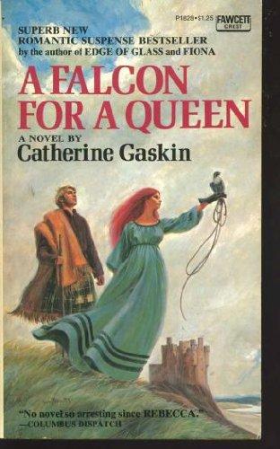 9780553145434: A Falcon for a Queen