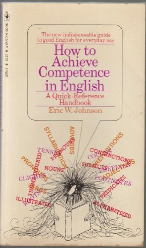 9780553145540: How to Achieve Competence in English