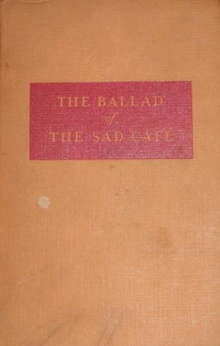 9780553145748: The Ballad of the Sad Cafe and other stories