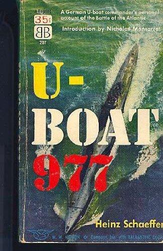 9780553145915: U-Boat 977