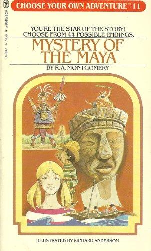 9780553146004: Mystery of the Maya
