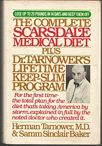 9780553146387: the Complete Scarsdale Medical Diet