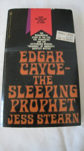 9780553146622: EDGAR CAYCE - THE SLEEPING PROPHET