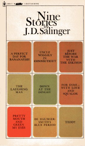 9780553146646: Nine Stories [Taschenbuch] by Salinger, Jerome David