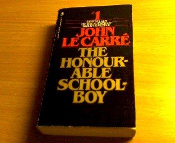 9780553146769: The Honourable Schoolboy (A Bantam Book)