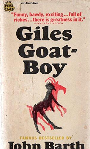 9780553147056: Giles Goat-Boy