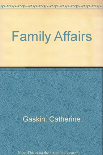 9780553147186: Family Affairs